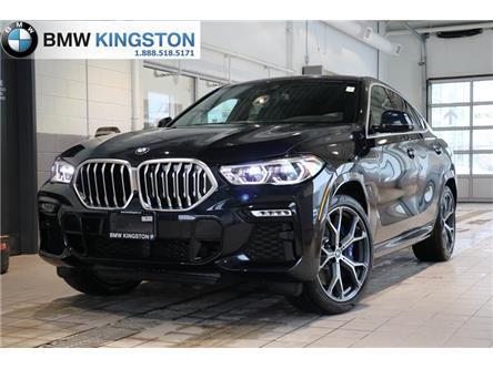 2020 BMW X6 xDrive40i (Stk: 20101) in Kingston - Image 1 of 13