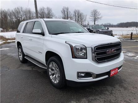 2017 GMC Yukon SLT (Stk: 20G110A) in Tillsonburg - Image 1 of 30