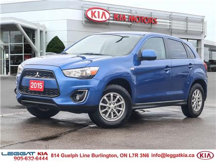 2015 Mitsubishi RVR SE (Stk: 2482) in Burlington - Image 1 of 24