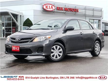 2013 Toyota Corolla  (Stk: 2481) in Burlington - Image 1 of 25