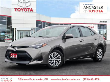 2019 Toyota Corolla  (Stk: P156) in Ancaster - Image 1 of 28