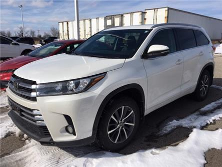 2017 Toyota Highlander  (Stk: 20296A) in Ancaster - Image 1 of 27