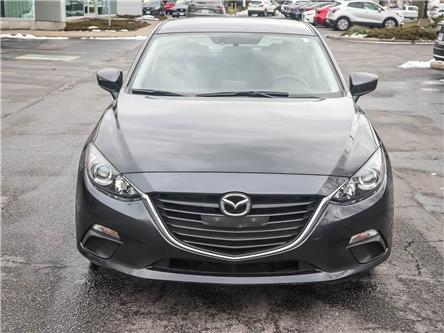 2016 Mazda Mazda3 Sport GS (Stk: 2130LT) in Burlington - Image 2 of 26