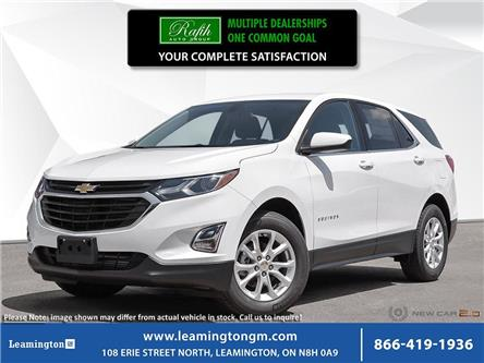 2020 Chevrolet Equinox LT (Stk: 20-338) in Leamington - Image 1 of 23