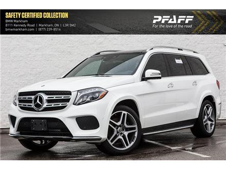 2018 Mercedes-Benz GLS 450 Base (Stk: U12678) in Markham - Image 1 of 22