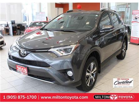 2018 Toyota RAV4 XLE (Stk: 778507) in Milton - Image 1 of 41