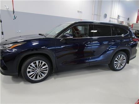 2020 Toyota Highlander Limited (Stk: 209099) in Moose Jaw - Image 2 of 42
