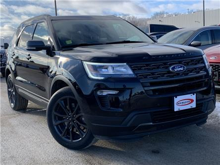 2019 Ford Explorer XLT (Stk: 19T1128A) in Midland - Image 1 of 21