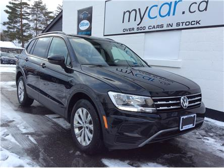 2019 Volkswagen Tiguan Trendline (Stk: 200190) in Richmond - Image 1 of 20