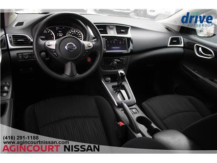 2019 Nissan Sentra 1.8 SV (Stk: U12609) in Scarborough - Image 2 of 26