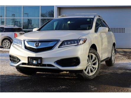 2018 Acura RDX Tech (Stk: P19113) in Ottawa - Image 1 of 26