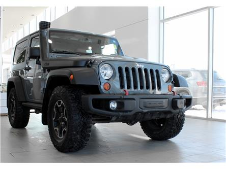 2013 Jeep Wrangler Rubicon (Stk: 68609B) in Saskatoon - Image 1 of 7