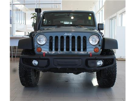 2013 Jeep Wrangler Rubicon (Stk: 68609B) in Saskatoon - Image 2 of 7