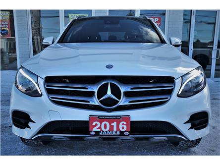 2016 Mercedes-Benz GLC-Class Base (Stk: N20172A) in Timmins - Image 2 of 20