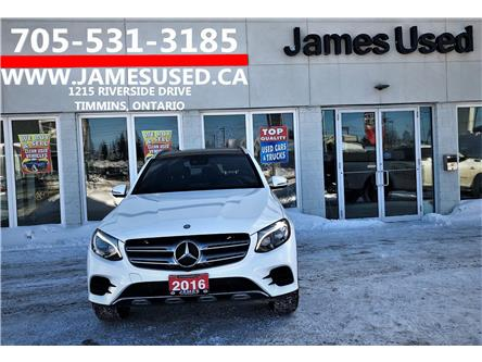 2016 Mercedes-Benz GLC-Class Base (Stk: N20172A) in Timmins - Image 1 of 20