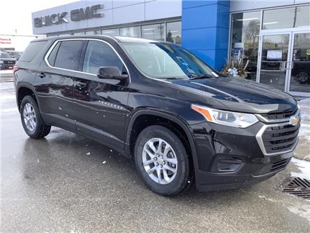 2020 Chevrolet Traverse LS (Stk: 20-664) in Listowel - Image 1 of 21