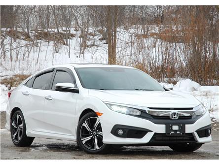 2016 Honda Civic Touring (Stk: 59681AJ) in Kitchener - Image 1 of 17