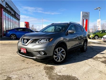 2015 Nissan Rogue SL (Stk: FC891299) in Bowmanville - Image 1 of 34