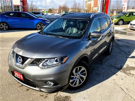 2015 Nissan Rogue SL (Stk: FC891299) in Bowmanville - Image 2 of 34