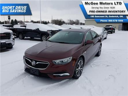 2019 Buick Regal Sportback Preferred II (Stk: 015184) in Goderich - Image 1 of 29