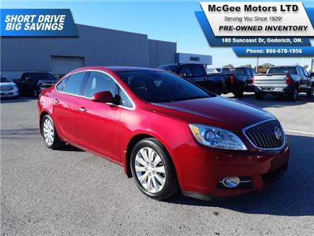2012 Buick Verano Base (Stk: 226483) in Goderich - Image 1 of 23