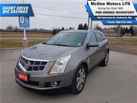 2012 Cadillac SRX Luxury and Performance Collection (Stk: 505965) in Goderich - Image 1 of 27