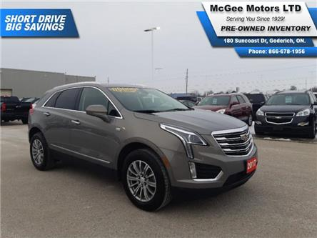 2017 Cadillac XT5 Luxury (Stk: 280488) in Goderich - Image 1 of 30