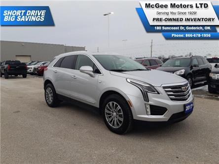 2017 Cadillac XT5 Luxury (Stk: 148801) in Goderich - Image 1 of 30