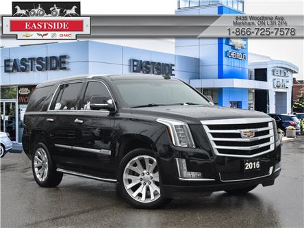 2016 Cadillac Escalade Premium Collection (Stk: 456767U) in Markham - Image 1 of 29