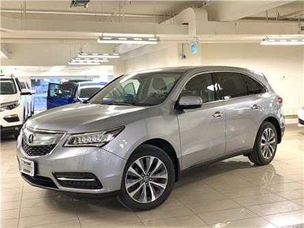 2016 Acura MDX Navigation Package (Stk: AP3538) in Toronto - Image 1 of 29