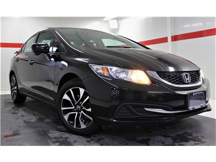 2015 Honda Civic EX (Stk: 300338S) in Markham - Image 1 of 25