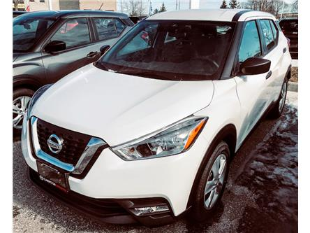 2020 Nissan Kicks S (Stk: CLL484355) in Cobourg - Image 1 of 23