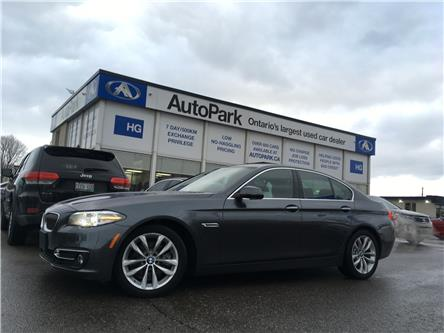 2016 BMW 528i xDrive (Stk: 16-45421) in Brampton - Image 1 of 27