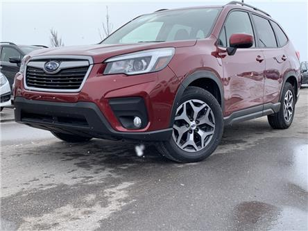 2019 Subaru Forester 2.5i Convenience (Stk: SUB1589R) in Innisfil - Image 1 of 17
