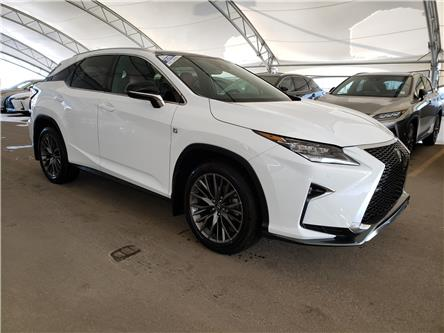 2019 Lexus RX 350 Base (Stk: L20279A) in Calgary - Image 1 of 25
