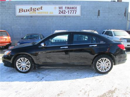 2014 Chrysler 200 Limited (Stk: bp793) in Saskatoon - Image 1 of 17