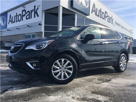 2019 Buick Envision Essence (Stk: 19-22515RJB) in Barrie - Image 1 of 27