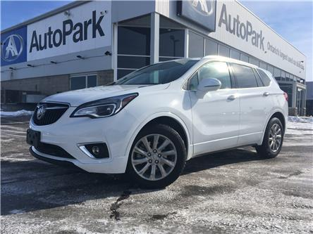 2019 Buick Envision Essence (Stk: 19-24605RJB) in Barrie - Image 1 of 27
