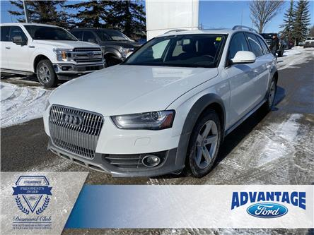 2015 Audi A4 allroad 2.0T Technik (Stk: K-1220A) in Calgary - Image 1 of 23