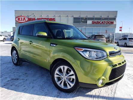 2015 Kia Soul EX+ (Stk: 40176A) in Saskatoon - Image 1 of 9