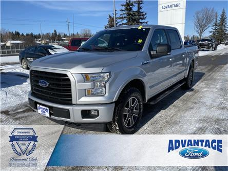 2017 Ford F-150 XLT (Stk: K-2587A) in Calgary - Image 1 of 23