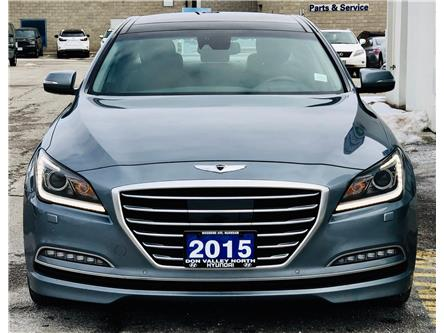 2015 Hyundai Genesis 5.0 Ultimate (Stk: 8281H) in Markham - Image 2 of 28
