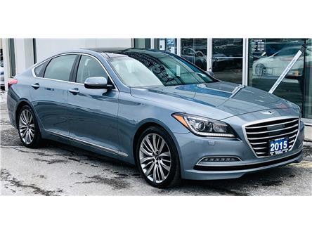 2015 Hyundai Genesis 5.0 Ultimate (Stk: 8281H) in Markham - Image 1 of 28