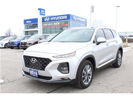 2019 Hyundai Santa Fe Luxury (Stk: 071013) in Milton - Image 1 of 22