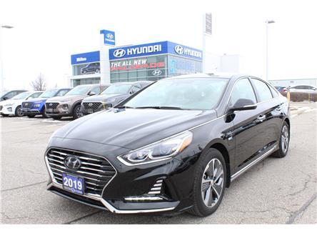 2019 Hyundai Sonata Plug-In Hybrid Ultimate (Stk: 089993) in Milton - Image 1 of 18