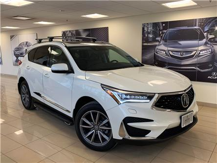 2020 Acura RDX Elite (Stk: D13199) in Toronto - Image 1 of 9