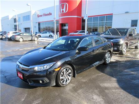 2018 Honda Civic EX (Stk: 28070L) in Ottawa - Image 1 of 17