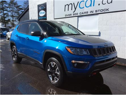 2018 Jeep Compass Trailhawk (Stk: 200202) in North Bay - Image 1 of 19