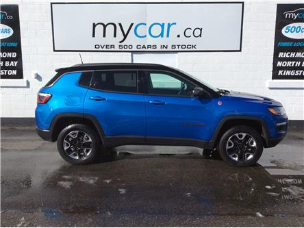2018 Jeep Compass Trailhawk (Stk: 200202) in North Bay - Image 2 of 19