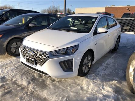 2020 Hyundai Ioniq Hybrid ESSENTIAL (Stk: 10028) in Smiths Falls - Image 1 of 4